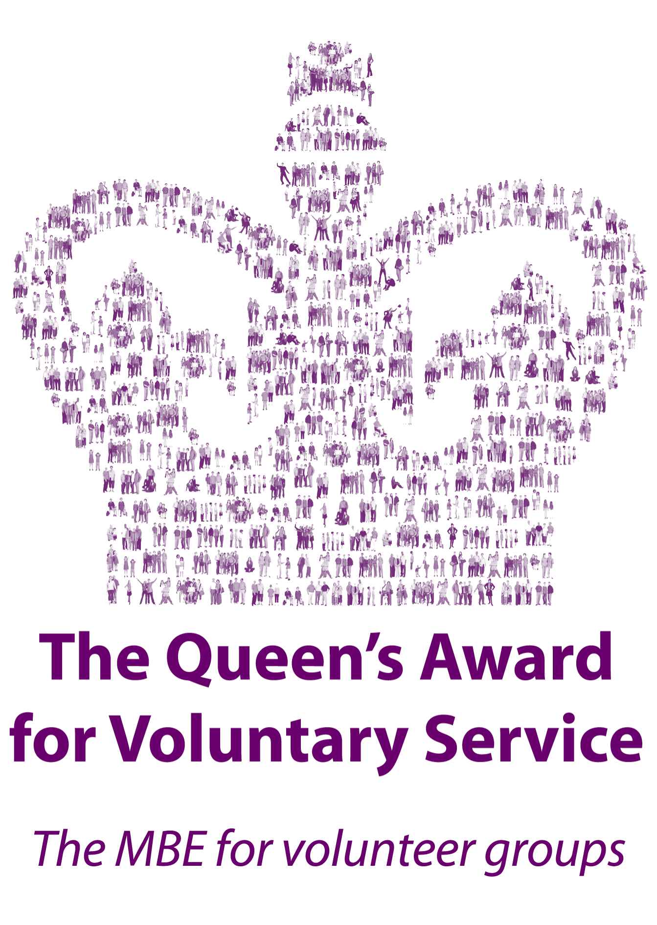 Queens Award for Voluntary Service logo